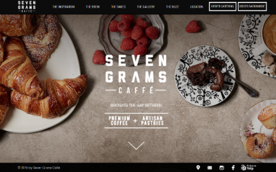 Creating a Restaurant Website with Wix