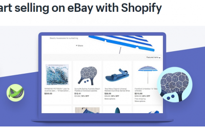 Shopify Partners with eBay