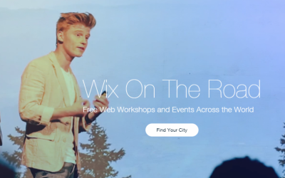 Wix Offers Free Workshops and Meetups to Teach Website Creation