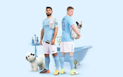 Wix.com and Manchester City FC New Campaign