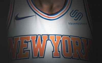 Squarespace Becomes Jersey Sponsor For NY Knicks
