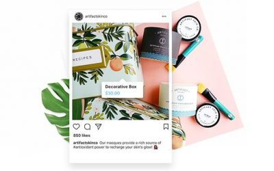 Shopify Teams With Instagram For New Feature
