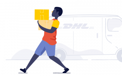 Shopify Teams Up With DHL Express To Offer International Shipping