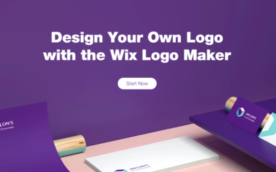 Wix Introduces Logo Maker for Small Businesses
